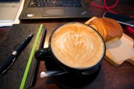 Caravane Café Working Through Winter