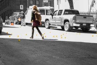 Citrons en cavale