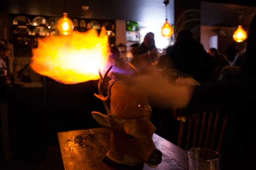 Montreal, Bars, Pubs, Foodie, Best places to eat, Harry Potter, Themed bar