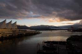 Vancouver Harbor