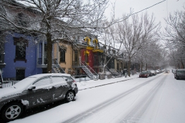 Last days of snow