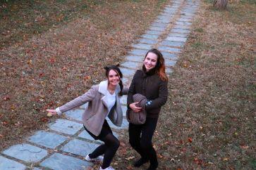 Claire et Pauline
