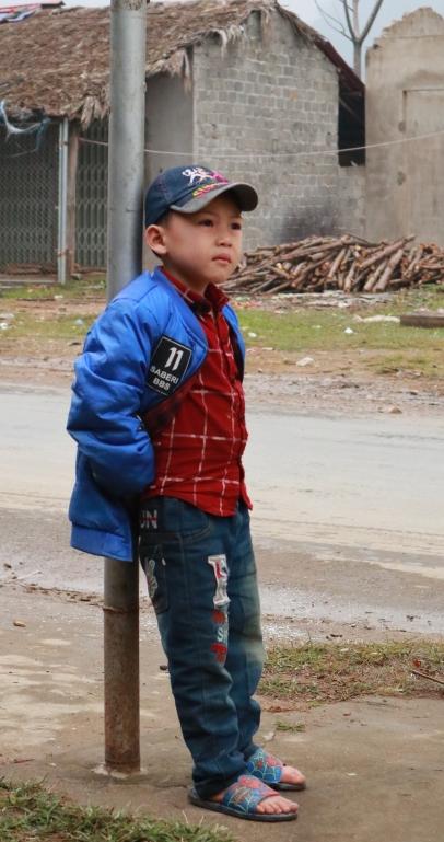 Kid, Thinking, Life Story, Vietnam, Culture