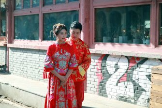 China, Wedding, traditional, Garment, Design, Clothes, Photography