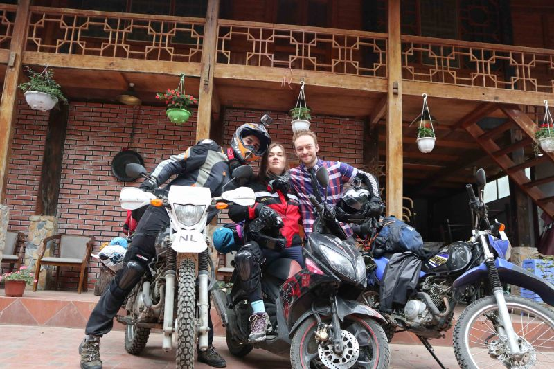 Motorcycle, Motorcross, Travel, Fun, Booking.com, Adventure, Vietnam, Travel, Touring, Roadtrip