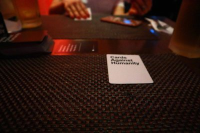 Cards Against Humanity, Playing Cards, Going out