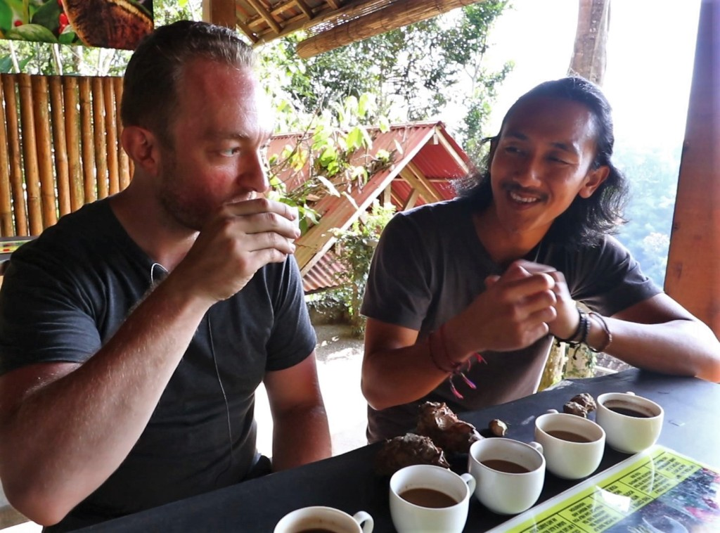 Balinese Coffee, Bali Coffee, Travel Bali, Balinese Coffee, Indonesian Coffee, Rice Terrace