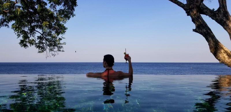 Hello ocean! Discover Bali, Travel Bali, Sunset in Bali